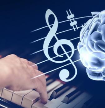 Músicos possuem área cerebral mais desenvolvida