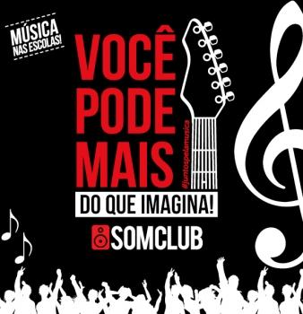Somclub leva música para escolas do Barreiro e região